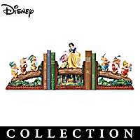 Snow White And The Seven Dwarfs Bookends Collection