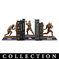 Denver Broncos Legacy Bookends Collection
