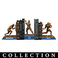Indianapolis Colts Legacy Bookends Collection