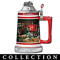 Farmall Commemorative Stein Collection