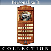 Seasons Of Steam Personalized Perpetual Calendar Collection