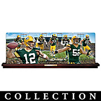 Green Bay Packers Collector Plate Collection