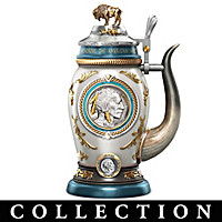 Buffalo Nickel Stein Collection
