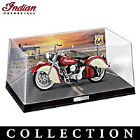 Indian Motorcycle Open Road Diorama Collection