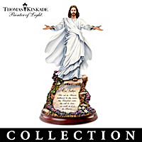 Thomas Kinkade His Love And Light Sculpture Collection