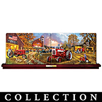 Farmall: A Family Tradition Collector Plate Collection