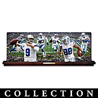Dallas Cowboys Collector Plate Collection