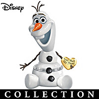 Disney FROZEN Olaf Music Box Collection