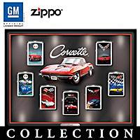 Corvette® Zippo® Lighter Collection