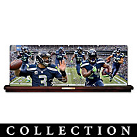 Seattle Seahawks Collector Plate Collection