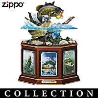 Legendary Strikes Zippo Lighter Collection