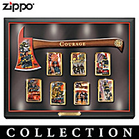 Commitment To Courage Zippo Lighter Collection