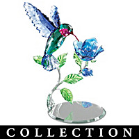 Garden Treasures Of Sparkling Elegance Figurine Collection