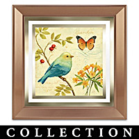 Garden Passions Wall Decor Collection