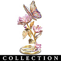 Shimmering Wings Sculpture Collection