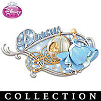 Disney Princess Wall Decor Collection