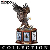 Soaring Spirits Light The Way Zippo Lighter Collection