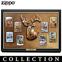 Forest Kings Zippo Lighter Collection