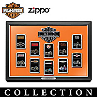 A Century Of American Thunder Zippo® Lighter Collection
