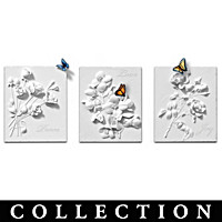 Elegant Inspirations Wall Decor Collection
