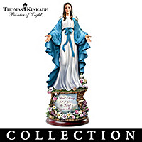 Blessed Mother Sculpture Collection
