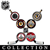 Chicago Blackhawks® Dynasty Tribute Wall Decor