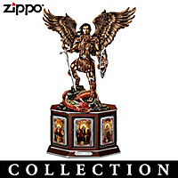 Guardians Of His Will Zippo® Lighter Collection