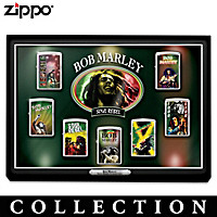 Bob Marley Soul Rebel Zippo® Lighter Collection