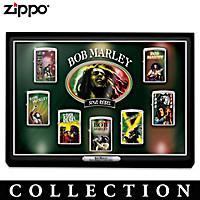 Bob Marley Soul Rebel Zippo® Lighter Collection