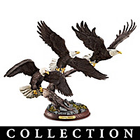 Guardians Of The Skies Sculpture Collection