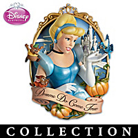 Disney Princess Enchanted Wall Decor Collection
