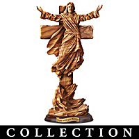 Miracles Of The Holy Land Sculpture Collection