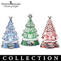 The Brightest Memories Of Christmas Figurine Collection