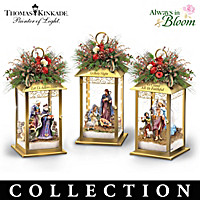 Illuminated Blessings Table Centerpiece Collection