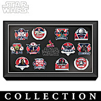 STAR WARS St. Louis Cardinals Pin Collection