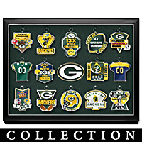 Green Bay Packers Keychain Collection