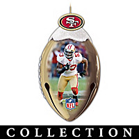 San Francisco 49ers FootBells Ornament Collection