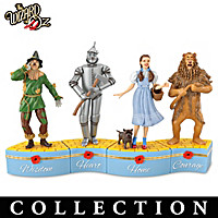 We're Off To See The Wizard Limoges Box Collection