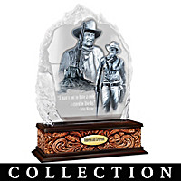 John Wayne: Forever Our Hero Sculpture Collection