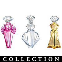 Marilyn Monroe Perfume Bottle Figurine Collection
