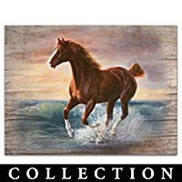 Unbridled Beauty Wall Decor Collection