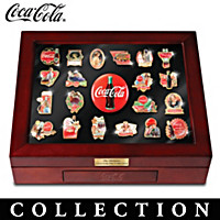 COCA COLA Pin Collection