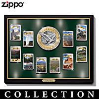 America's National Parks Zippo® Lighter Collection