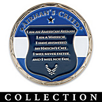 U.S. Air Force Commemorative Coin Collection