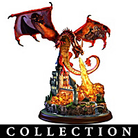 Dragon's Reign Sculpture Collection