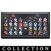 NFL Tracker Pin Collection