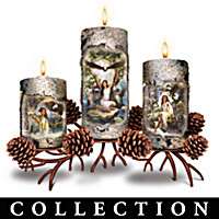 Spirit Companions Candleholder Collection