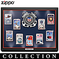 Semper Paratus Zippo® Lighter Collection