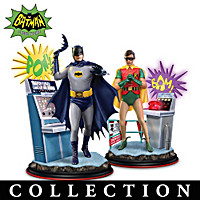 Batman Classic TV Series Figurine Collection