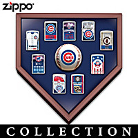 Chicago Cubs Zippo Lighter Collection